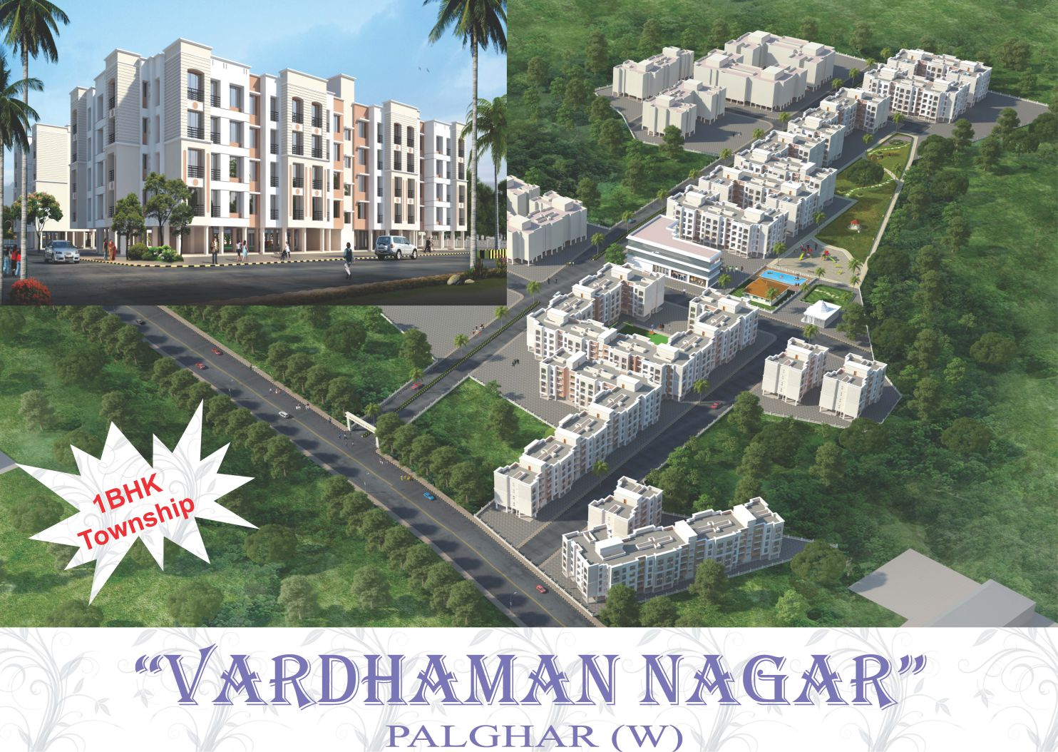 Vardhman Nagar - Palghar West, India