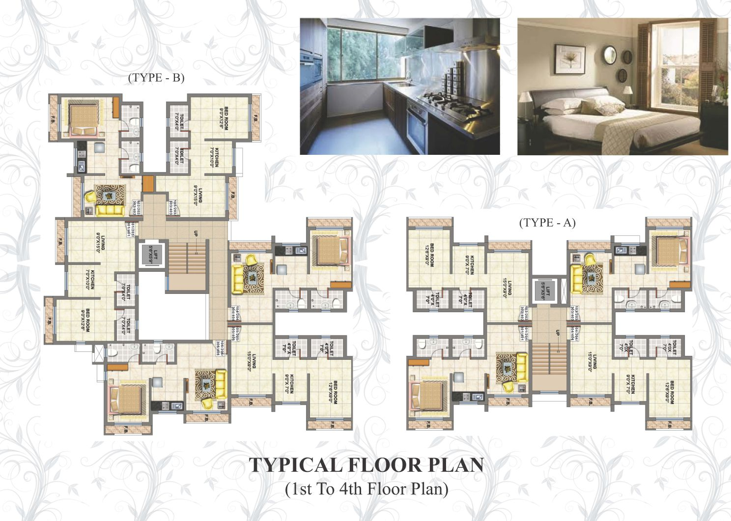 Vardhman Nagar Floor Plan - Palghar West, India