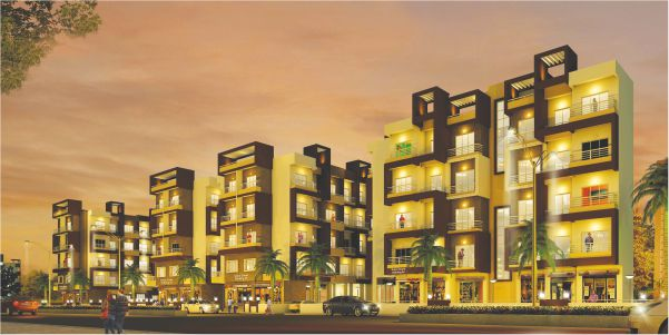 Gokul Grand III - Palghar West - Buying a house in India