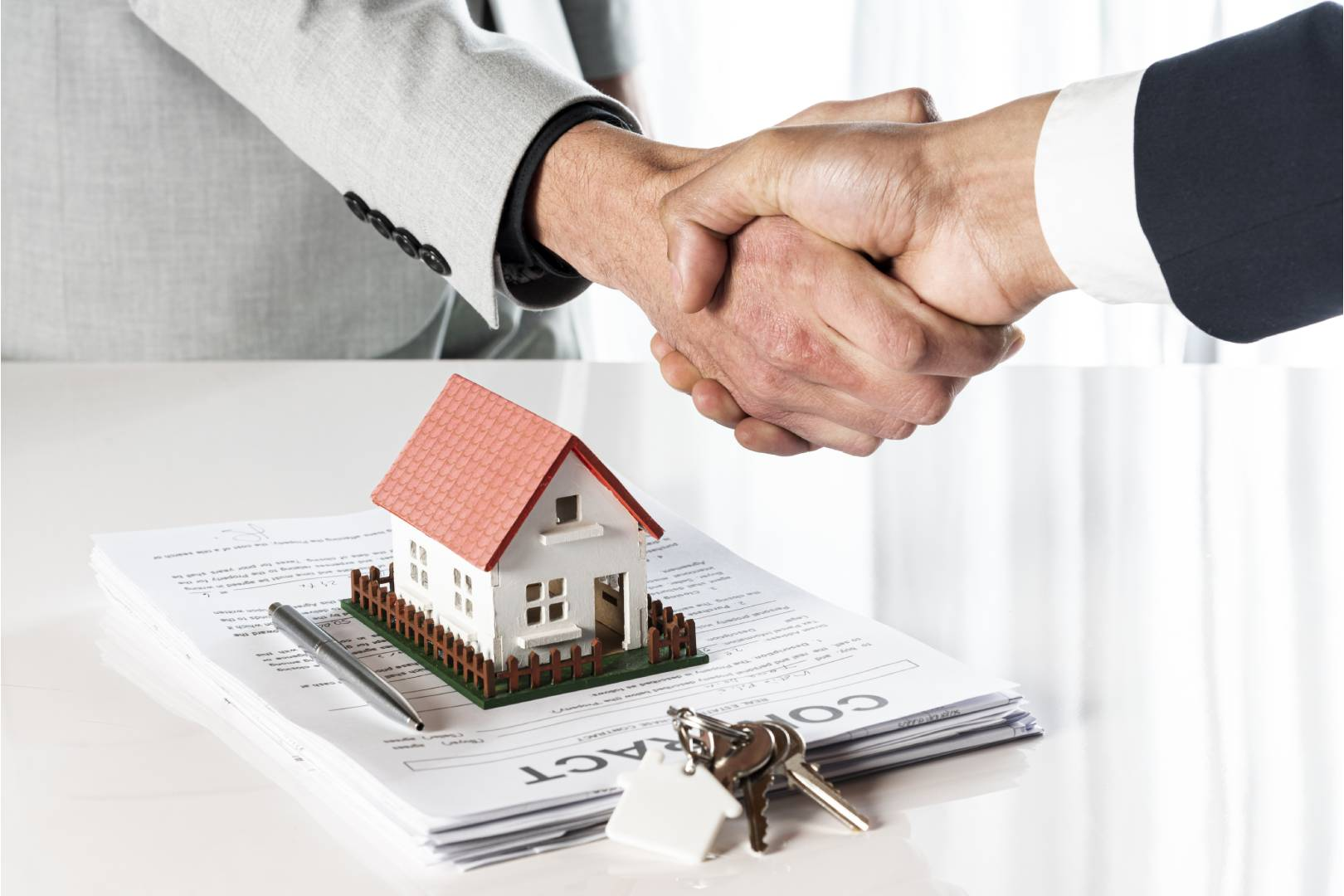 Purchasing Property From a Developer