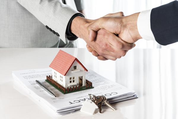 Real Estate Business Foreclosure
